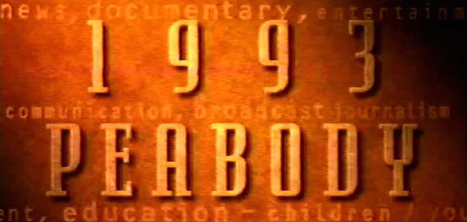 Complete 53rd Annual Peabody Awards (May 16, 1994)