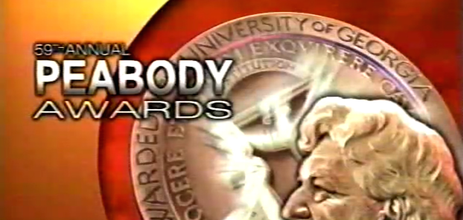 Complete 59th Annual Peabody Awards (May 22, 2000)