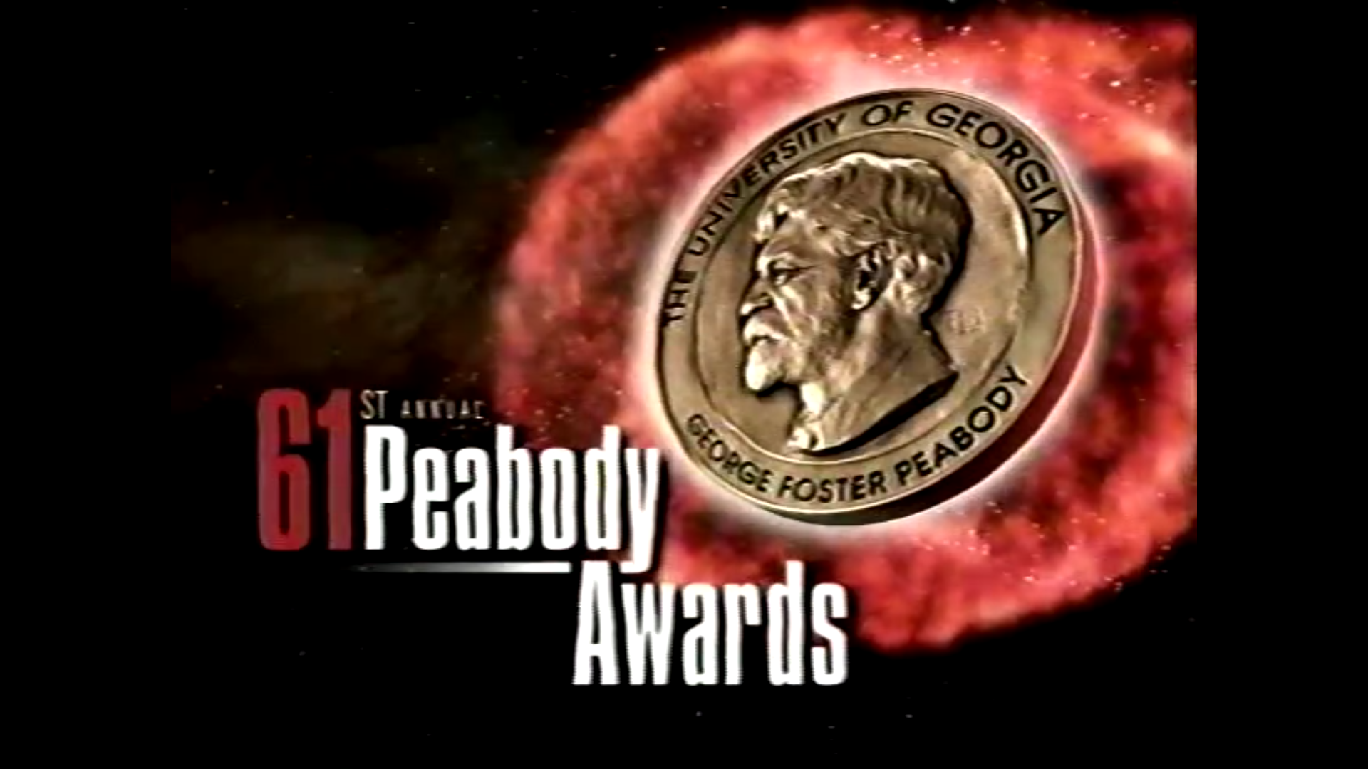 Complete 61st Annual Peabody Awards (May 20, 2002)