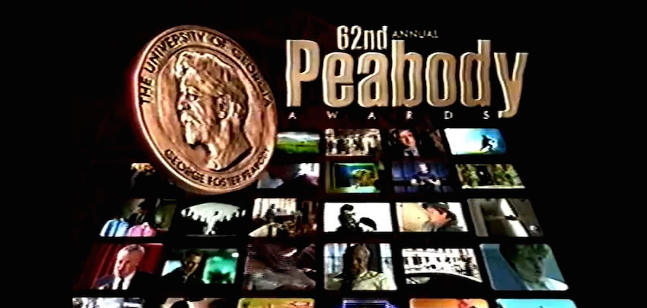 Complete 62nd Annual Peabody Awards (May 19, 2003)
