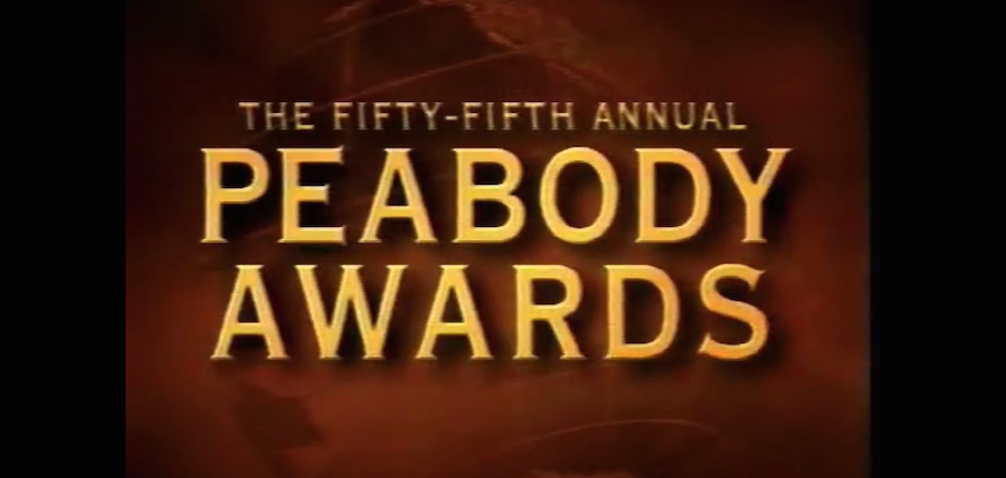 Complete 55th Annual Peabody Awards (May 6, 1996)