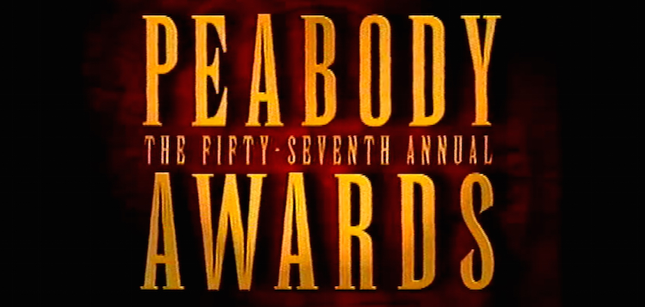Complete 57th Annual Peabody Awards (May 11, 1998)