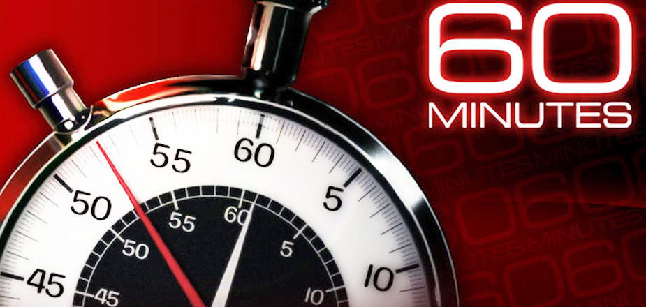 Institutional Award: 60 Minutes - CBS News 60 Minutes