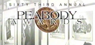 Complete 63rd Annual Peabody Awards (May 17, 2004)