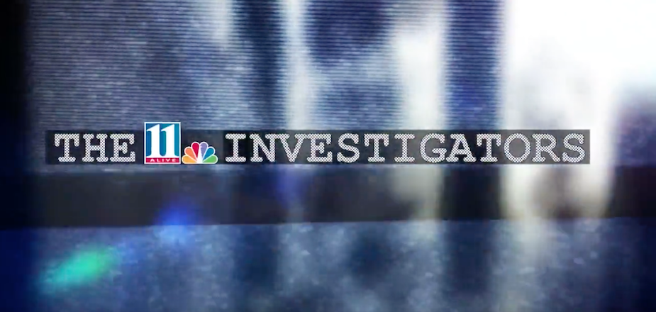 911: Lost on the Line (WXIA-TV)