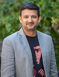 Dr. Aswin Punathambekar Headshot