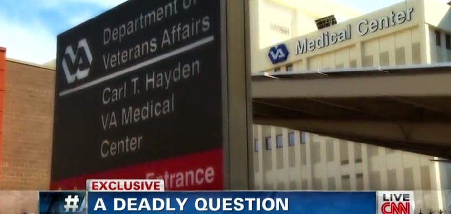 CNN Investigative Reports: Crisis at the VA (CNN)