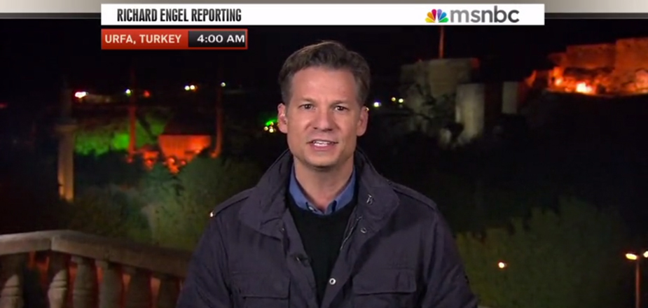 ISIS - Continuing Coverage (NBC News, MSNBC)