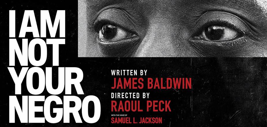 I Am Not Your Negro - Amazon Studios