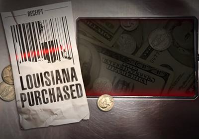 Louisiana purchased