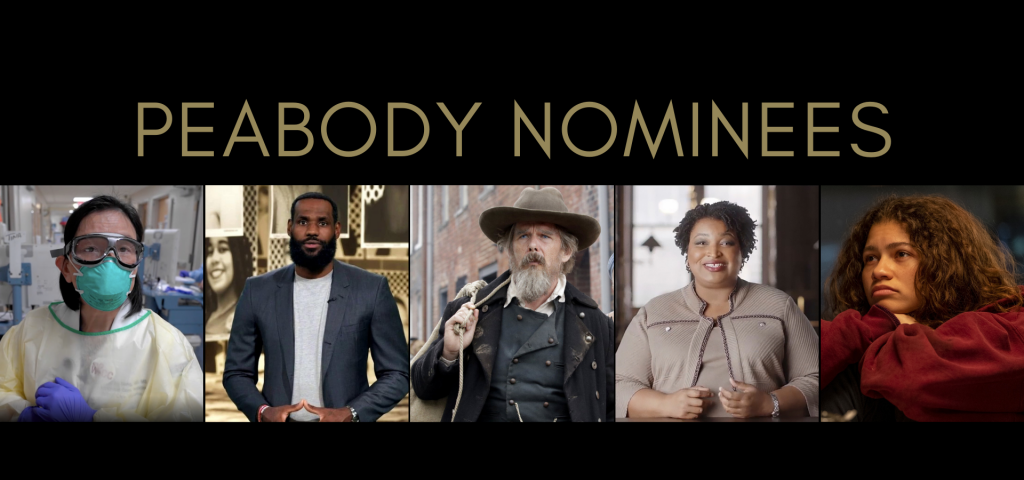 2021 Peabody Award Nominees Announced