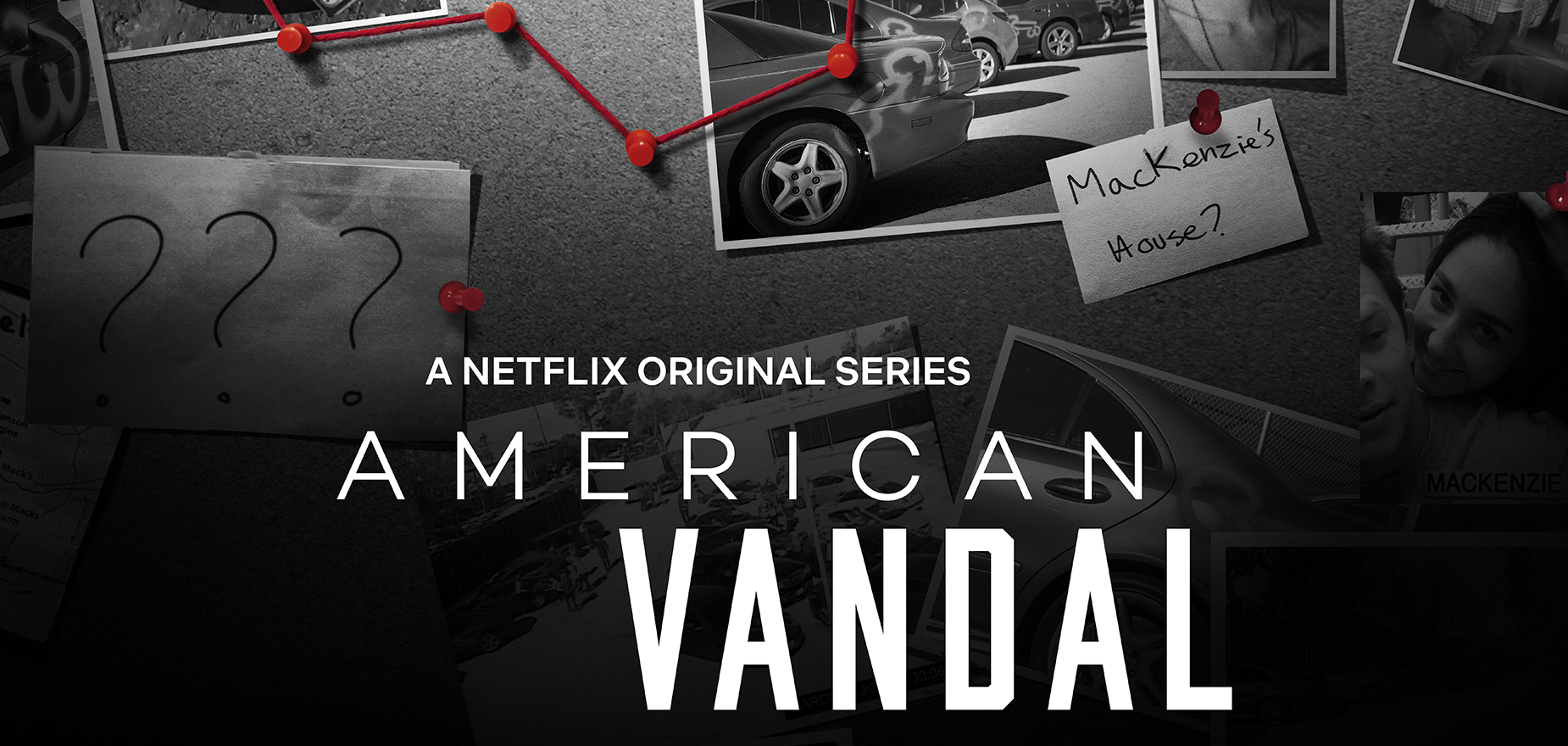 American Vandal - CBS Television Studios, Funny Or Die and 3 Arts Entertainment for Netflix