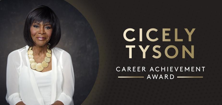 Career Achievement Award: Cicely Tyson