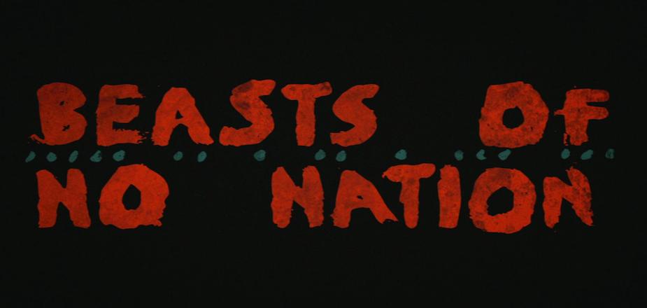Beasts of No Nation (Netflix)