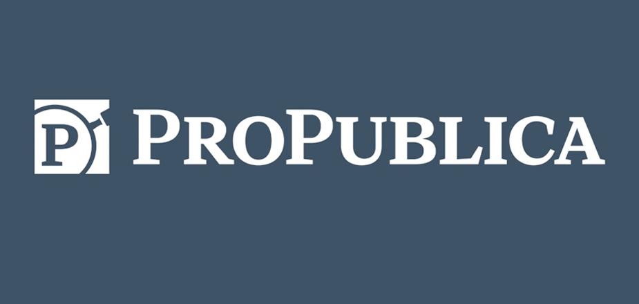 Catalyst Award: ProPublica