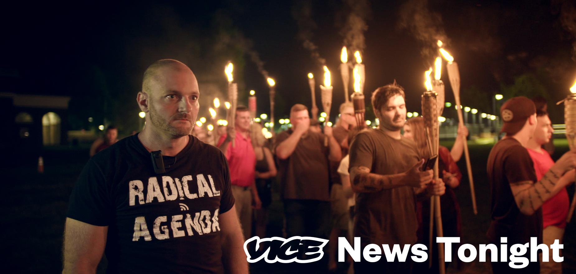VICE News Tonight: Charlottesville: Race and Terror - VICE Media