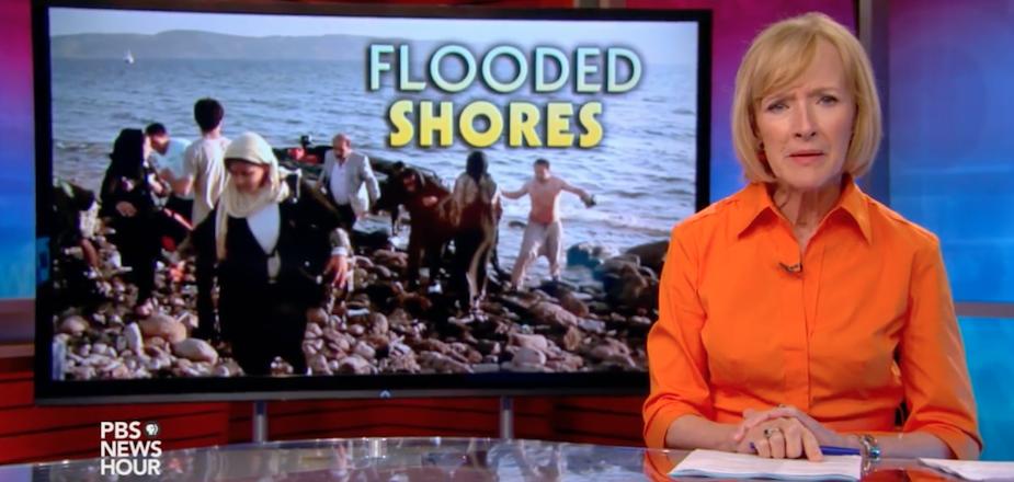 Desperate Journey (PBS NewsHour)
