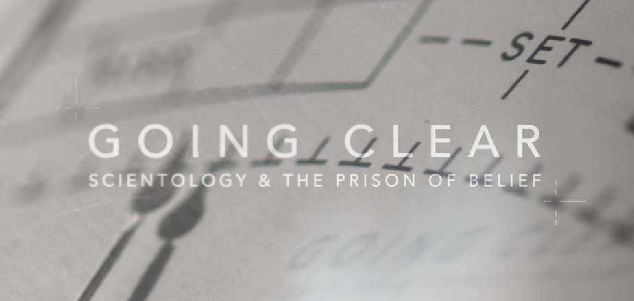 Going Clear: Scientology and The Prison of Belief (HBO)