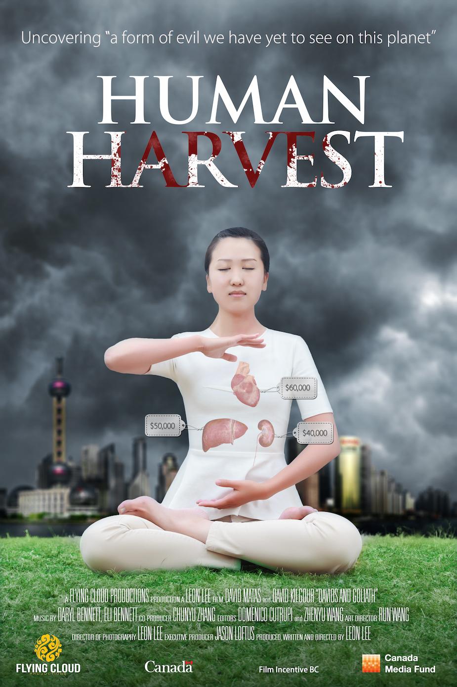 Human Harvest: China's Illegal Organ Trade (International Syndication)