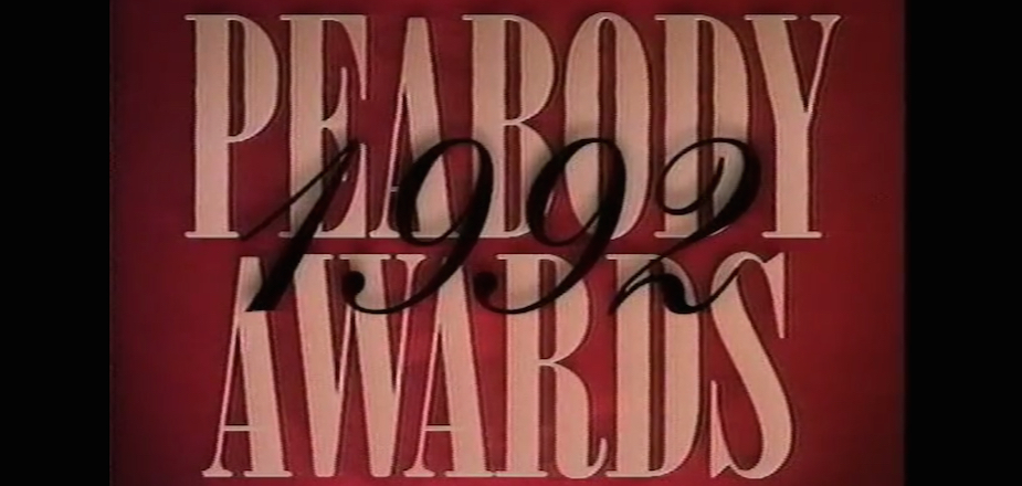 Complete 52nd Annual Peabody Awards (May 17, 1993)