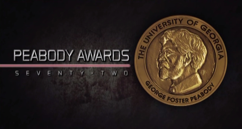 Complete 72nd Annual Peabody Awards (May 20, 2013)