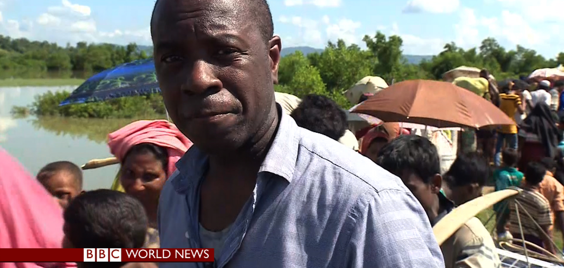 Plight of Rohingya Refugees - BBC News