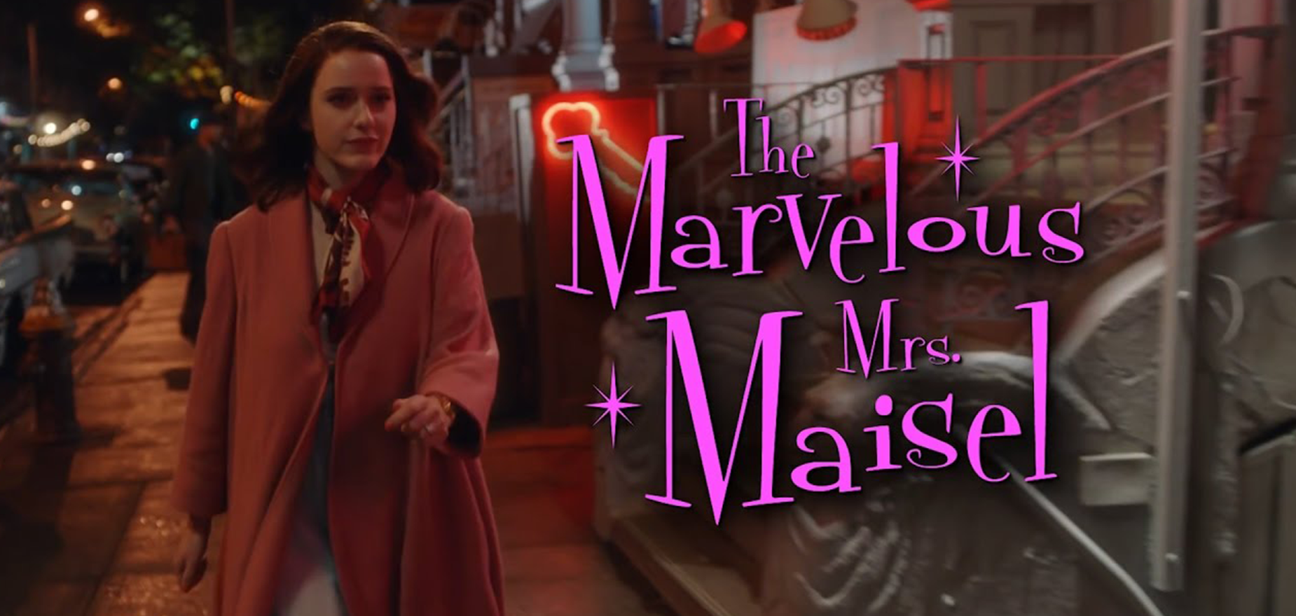 The Marvelous Mrs. Maisel - Amazon Studios