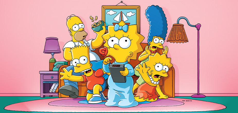 Institutional Award: The Simpsons