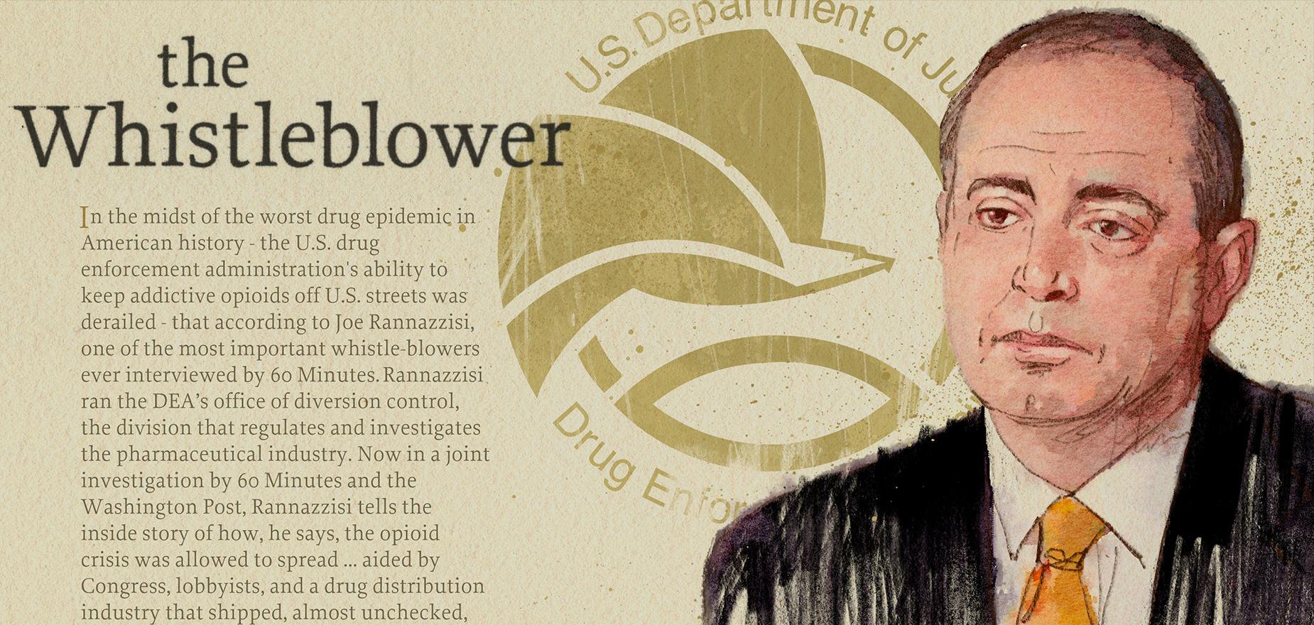 The Whistleblower - CBS News 60 Minutes / The Washington Post