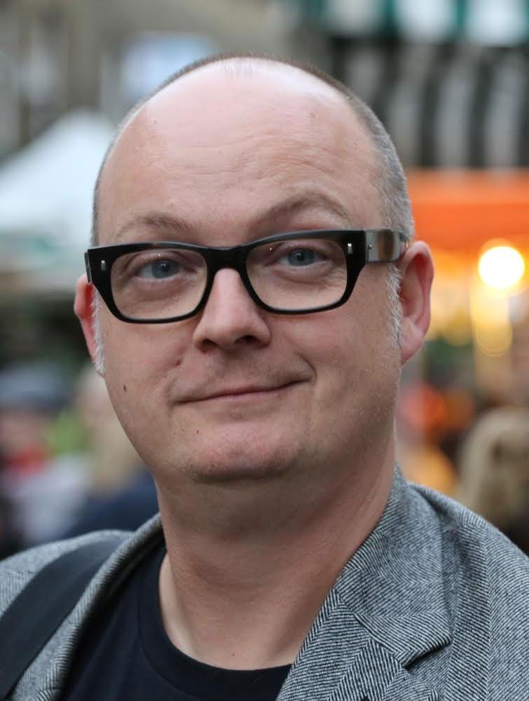 Lars Bastholm Headshot