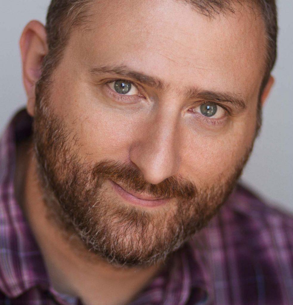 Jay Bushman Headshot